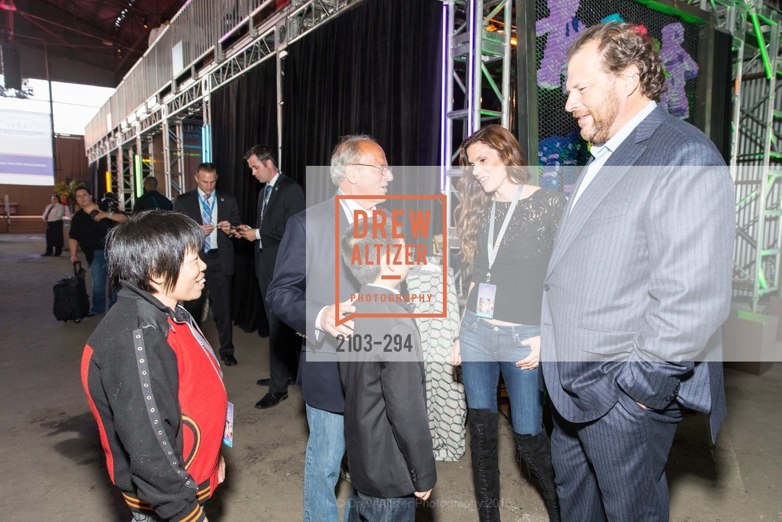 Grace Chan, Zhenkang Zhao, Burt Lubin, Lynne Benioff, Marc Benioff, The Concert For UCSF Benioff Children's Hospital, Pier 70, September 17th, 2015,Drew Altizer, Drew Altizer Photography, full-service agency, private events, San Francisco photographer, photographer california