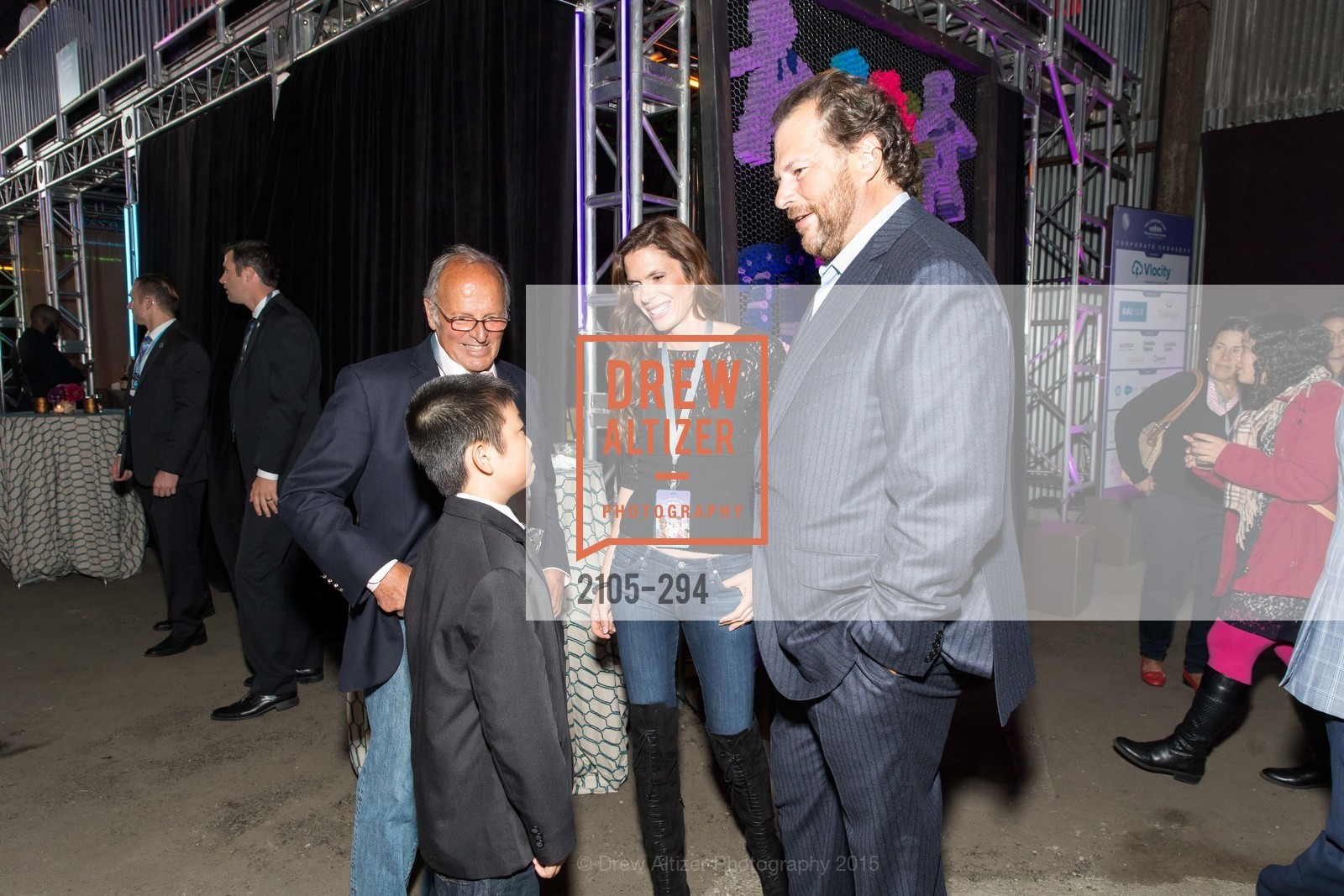 Zhenkang Zhao, Burt Lubin, Lynne Benioff, Marc Benioff, The Concert For UCSF Benioff Children's Hospital, Pier 70, September 17th, 2015,Drew Altizer, Drew Altizer Photography, full-service agency, private events, San Francisco photographer, photographer california