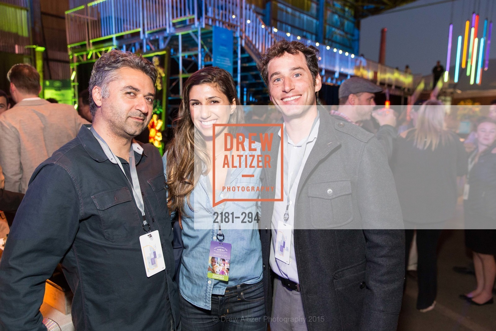 Hooman Khalili, Julianna Karma, Don Tepman, The Concert For UCSF Benioff Children's Hospital, Pier 70, September 17th, 2015,Drew Altizer, Drew Altizer Photography, full-service event agency, private events, San Francisco photographer, photographer California