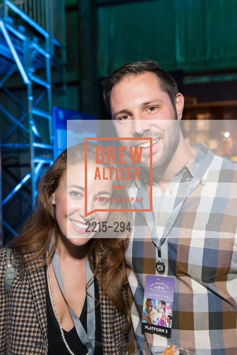Schuyler Hudak, Chris Walti, The Concert For UCSF Benioff Children's Hospital, Pier 70, September 17th, 2015,Drew Altizer, Drew Altizer Photography, full-service agency, private events, San Francisco photographer, photographer california