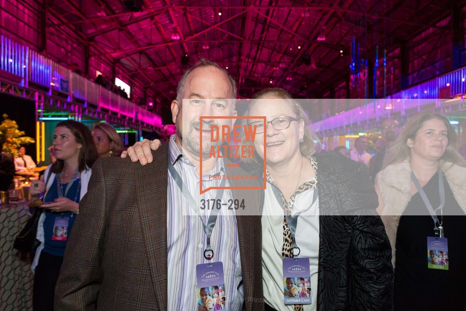 Ron Hess, Mary Buxton, The Concert For UCSF Benioff Children's Hospital, Pier 70, September 17th, 2015,Drew Altizer, Drew Altizer Photography, full-service agency, private events, San Francisco photographer, photographer california