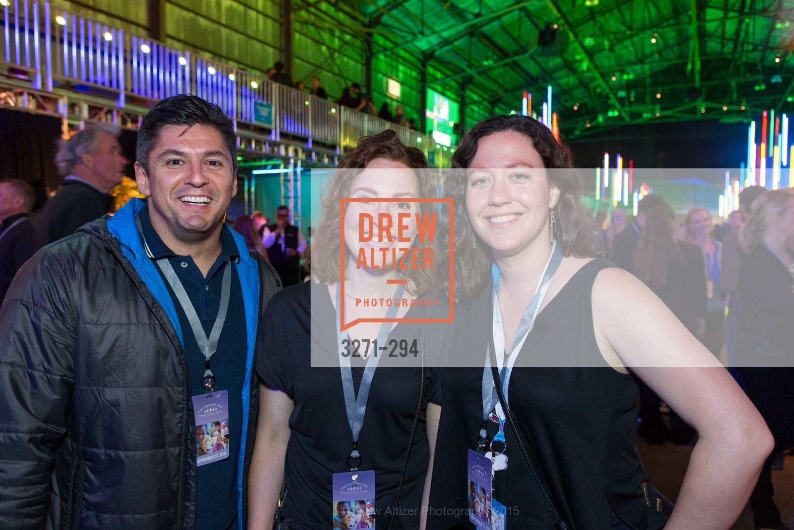 Eric Barela, Nikki Sabag, Tonya Newstetter, The Concert For UCSF Benioff Children's Hospital, Pier 70, September 17th, 2015,Drew Altizer, Drew Altizer Photography, full-service agency, private events, San Francisco photographer, photographer california