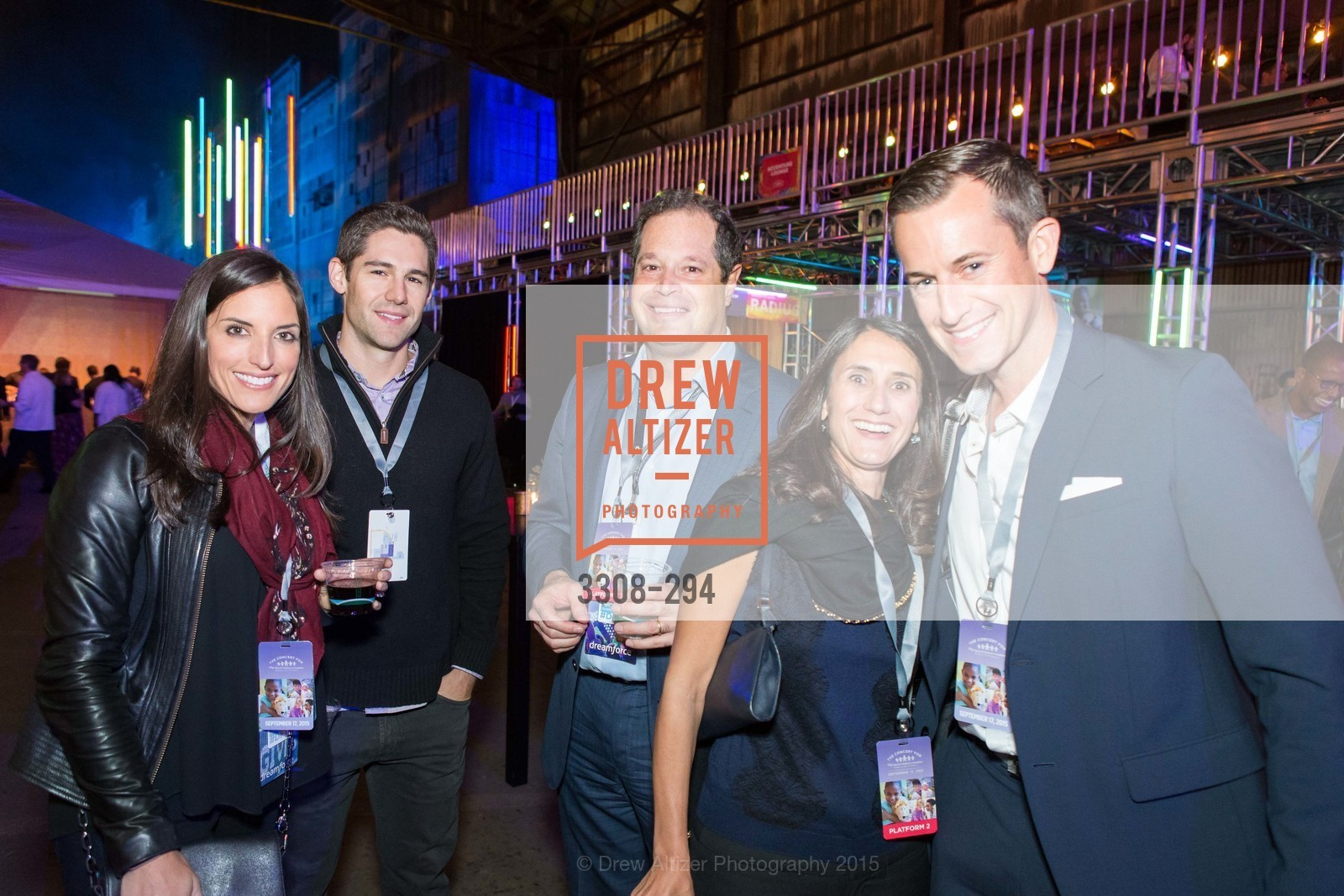 Gina Rossi, Stephen Rossi, John Samorjai, Hilary Samorjai, Ryan Aycay, The Concert For UCSF Benioff Children's Hospital, Pier 70, September 17th, 2015,Drew Altizer, Drew Altizer Photography, full-service event agency, private events, San Francisco photographer, photographer California