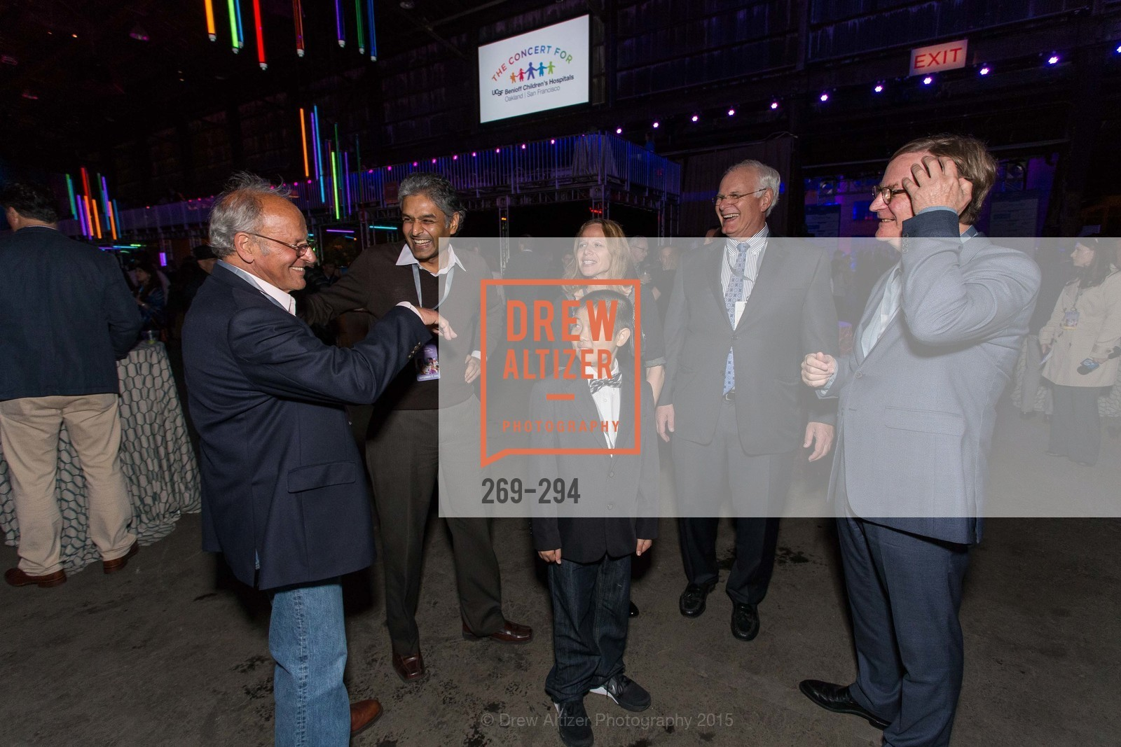 Burt Lubin, Anu Agrawal, Jennifer Michlitsch, Zhenkang Zhao, Mark Laret, Sam Hawgood, The Concert For UCSF Benioff Children's Hospital, Pier 70, September 17th, 2015,Drew Altizer, Drew Altizer Photography, full-service event agency, private events, San Francisco photographer, photographer California