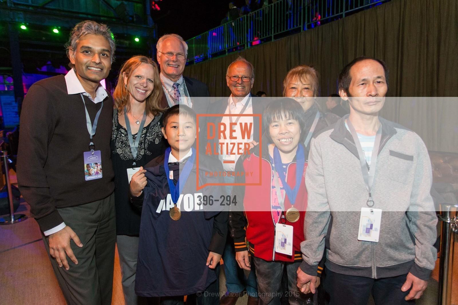 Anu Agrawal, Jennifer Michlitsch, Mark Laret, Zhenkang Zhao, Burt Lubin, The Concert For UCSF Benioff Children's Hospital, Pier 70, September 17th, 2015
