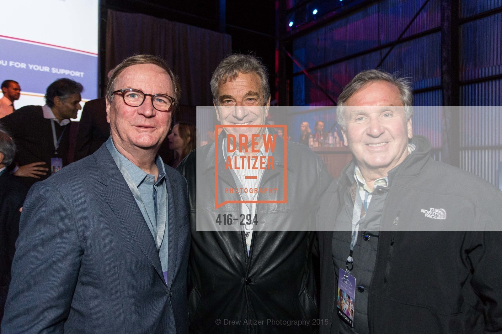 Sam Hawgood, Paul Pelosi, Brook Byers, The Concert For UCSF Benioff Children's Hospital, Pier 70, September 17th, 2015,Drew Altizer, Drew Altizer Photography, full-service agency, private events, San Francisco photographer, photographer california