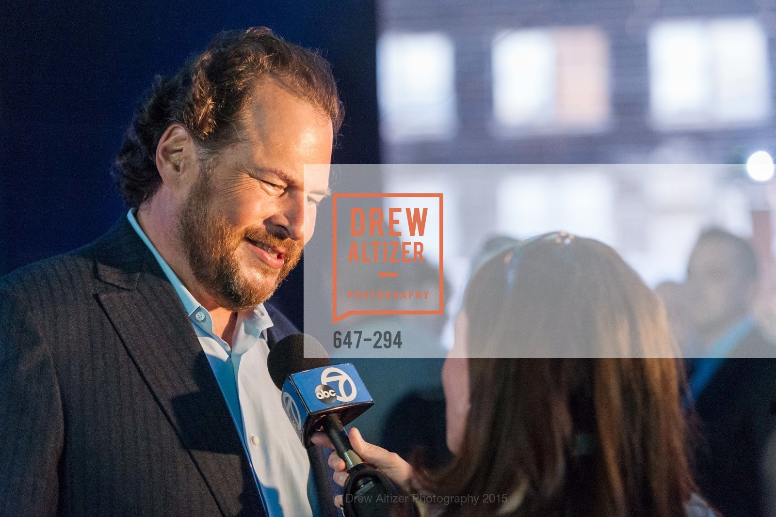 Marc Benioff, The Concert For UCSF Benioff Children's Hospital, Pier 70, September 17th, 2015,Drew Altizer, Drew Altizer Photography, full-service event agency, private events, San Francisco photographer, photographer California
