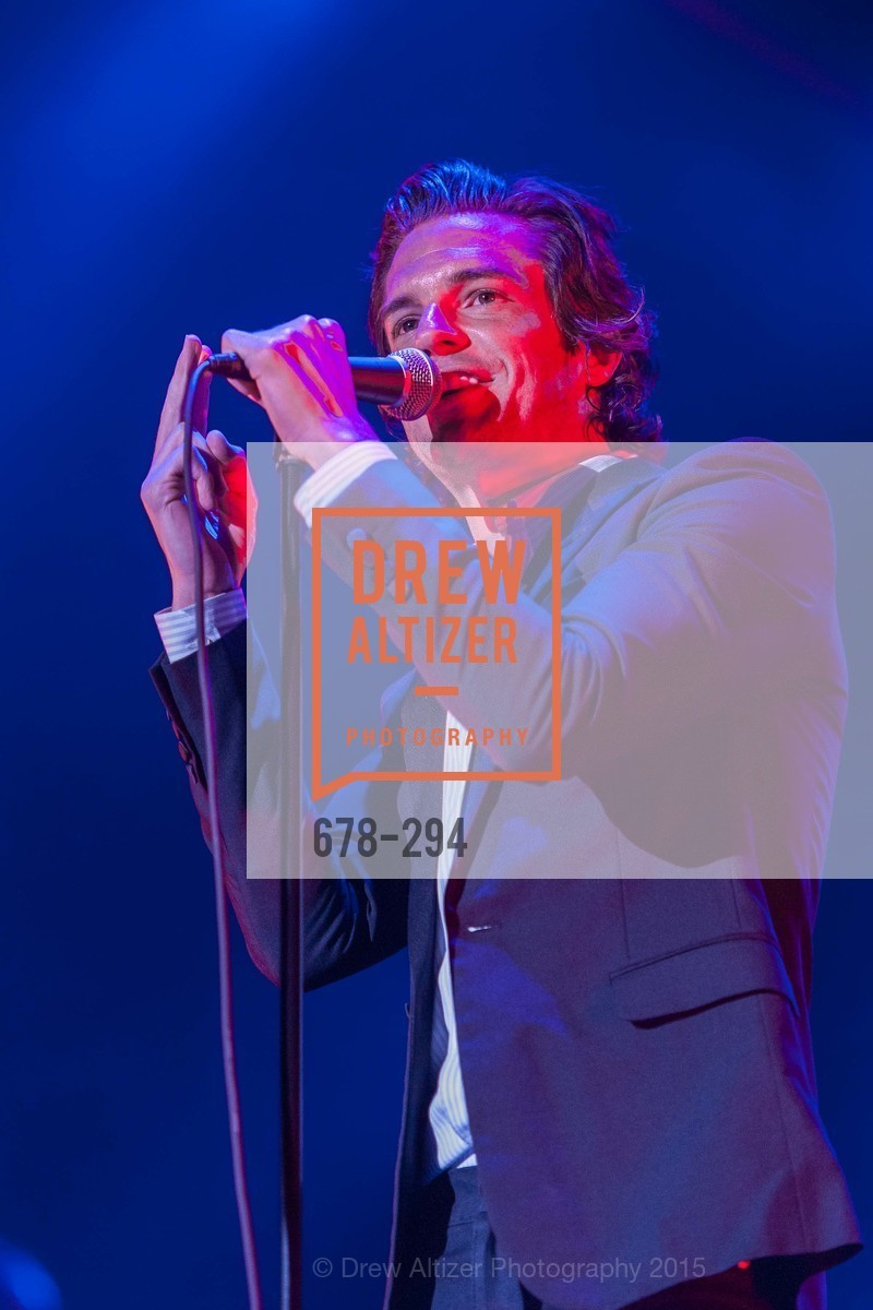 Brandon Flowers, The Concert For UCSF Benioff Children's Hospital, Pier 70, September 17th, 2015,Drew Altizer, Drew Altizer Photography, full-service agency, private events, San Francisco photographer, photographer california