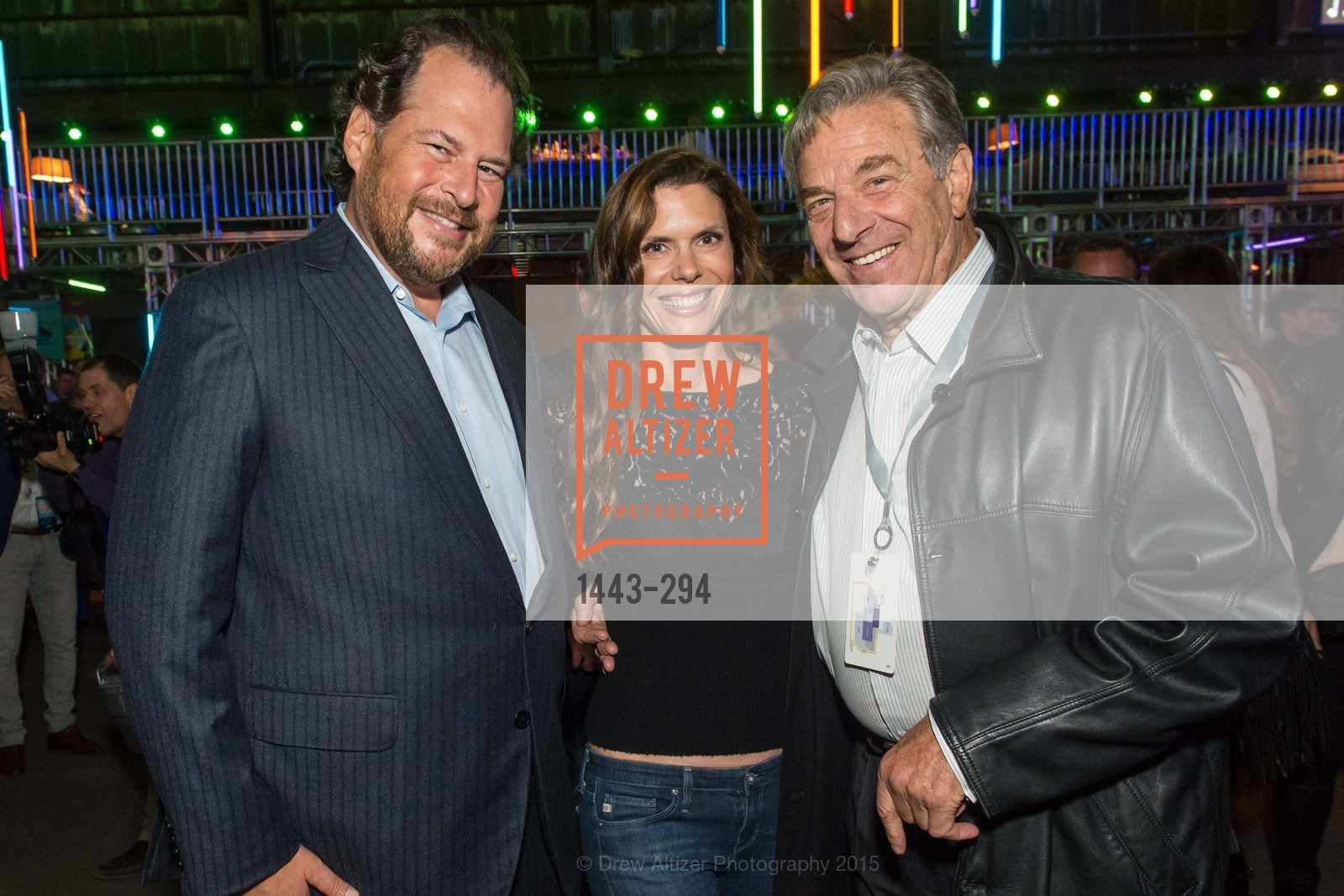 Marc Benioff, Lynne Benioff, Paul Pelosi, The Concert For UCSF Benioff Children's Hospital, Pier 70, September 17th, 2015,Drew Altizer, Drew Altizer Photography, full-service agency, private events, San Francisco photographer, photographer california