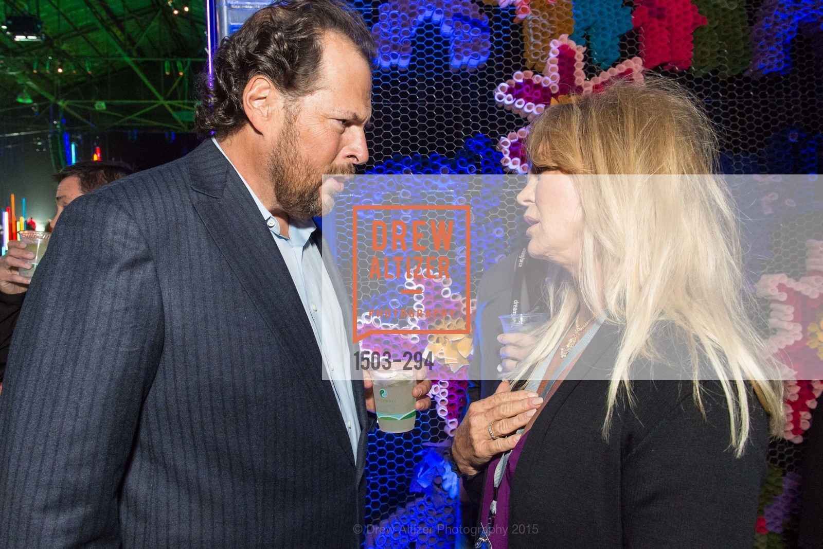 Marc Benioff, Goldie Hawn, The Concert For UCSF Benioff Children's Hospital, Pier 70, September 17th, 2015,Drew Altizer, Drew Altizer Photography, full-service event agency, private events, San Francisco photographer, photographer California