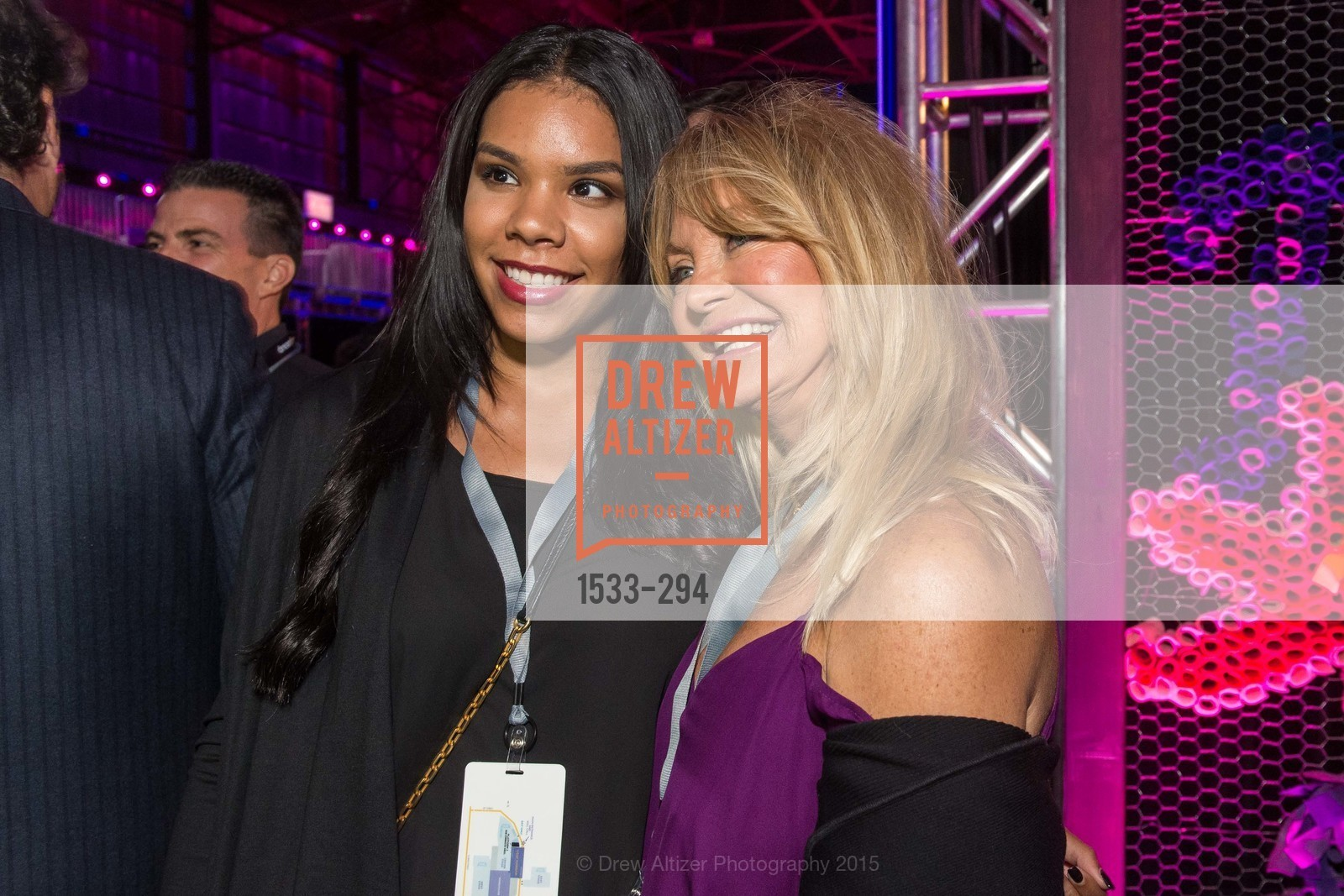 Shikari Bond, Goldie Hawn, The Concert For UCSF Benioff Children's Hospital, Pier 70, September 17th, 2015,Drew Altizer, Drew Altizer Photography, full-service agency, private events, San Francisco photographer, photographer california