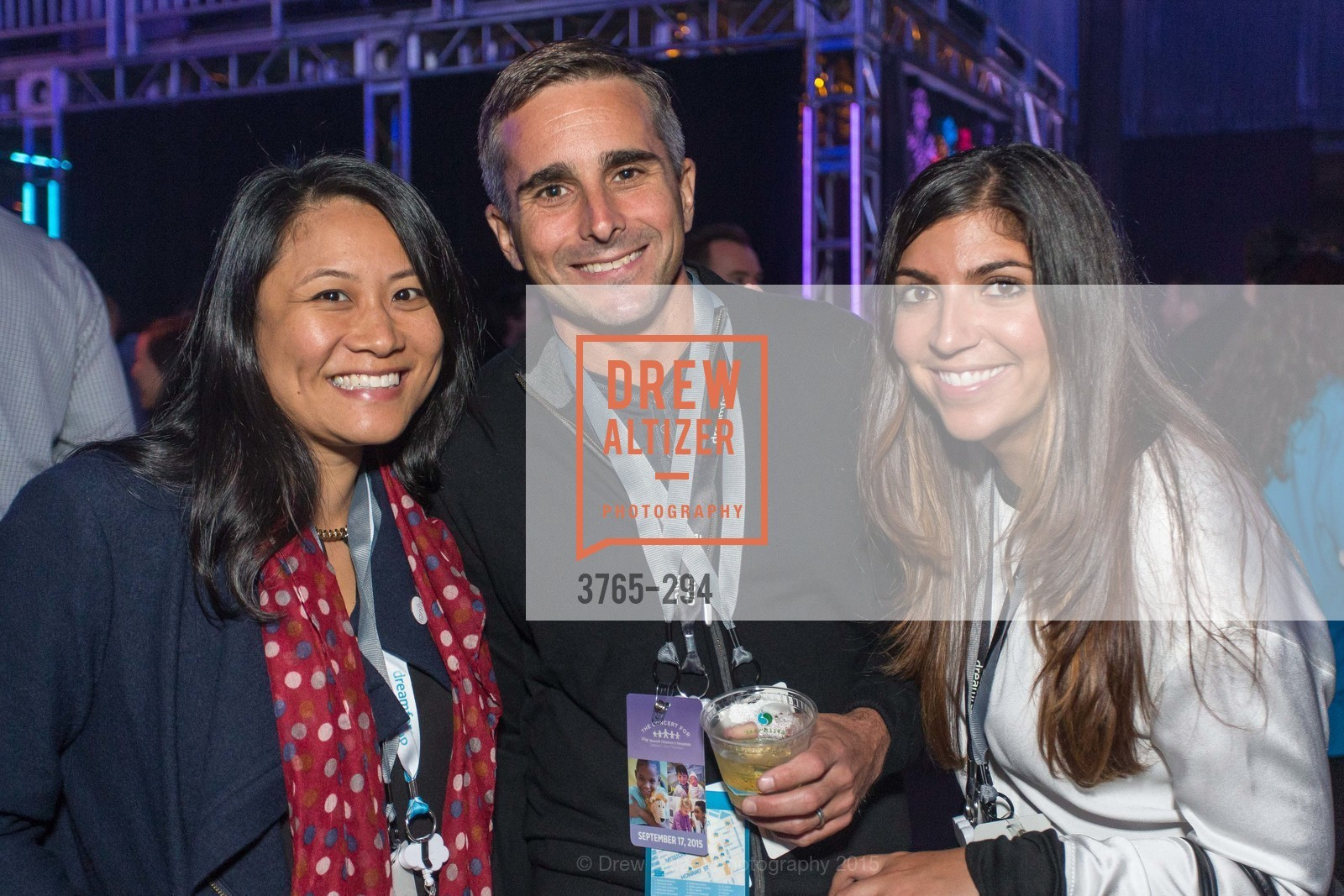 Katrina Yamano, Bill Murphy, Lauren Levy, The Concert For UCSF Benioff Children's Hospital, Pier 70, September 17th, 2015,Drew Altizer, Drew Altizer Photography, full-service agency, private events, San Francisco photographer, photographer california