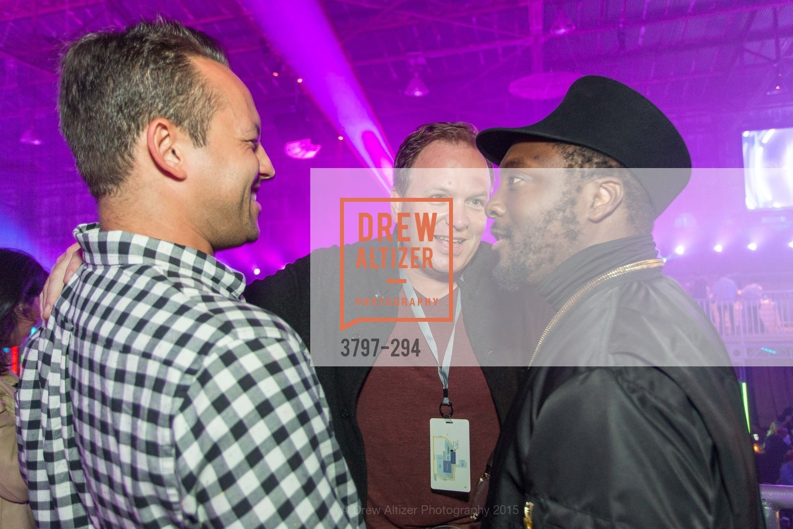 Eric Berman, Will.I.Am, The Concert For UCSF Benioff Children's Hospital, Pier 70, September 17th, 2015,Drew Altizer, Drew Altizer Photography, full-service agency, private events, San Francisco photographer, photographer california