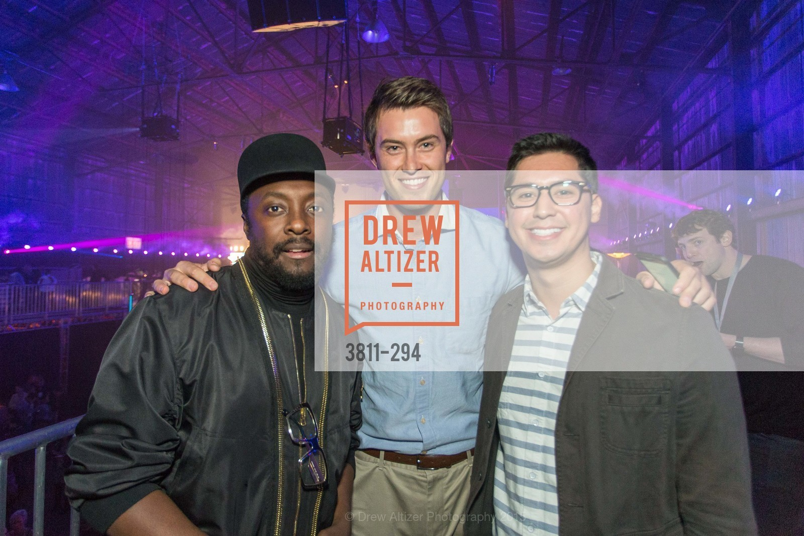 Will.I.Am, Justin Clegg, David Coronado, The Concert For UCSF Benioff Children's Hospital, Pier 70, September 17th, 2015,Drew Altizer, Drew Altizer Photography, full-service agency, private events, San Francisco photographer, photographer california