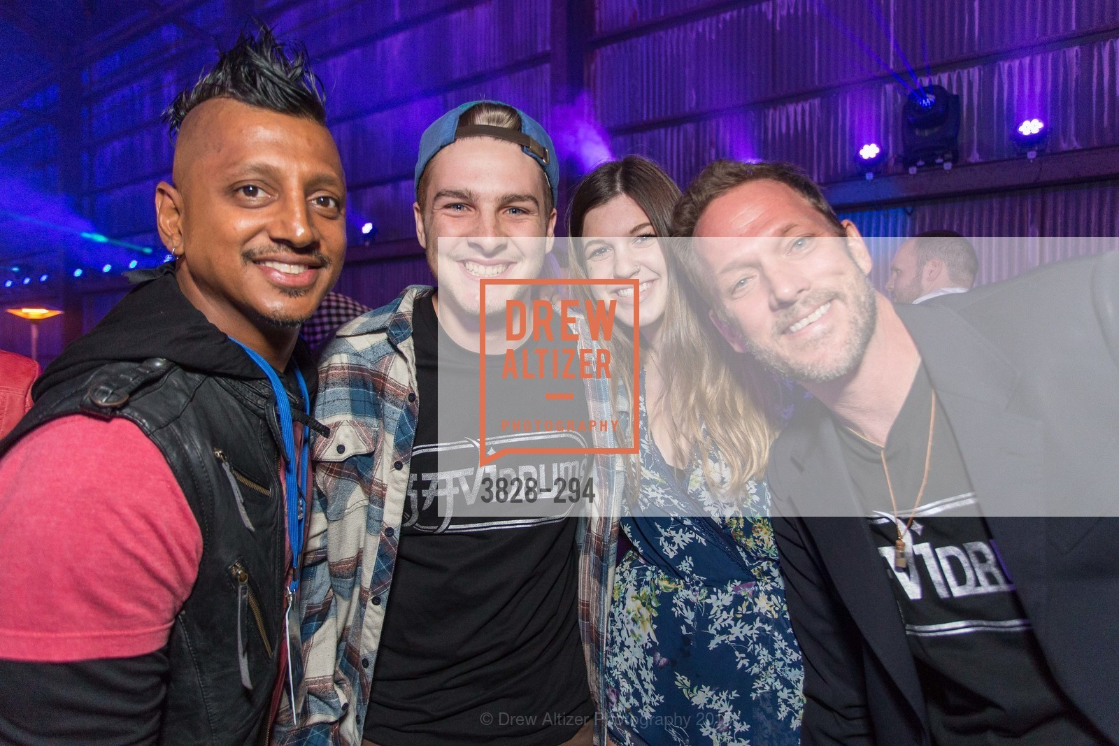 Ravi Drums, Kendall McCarthy, Nicholas Prandall, The Concert For UCSF Benioff Children's Hospital, Pier 70, September 17th, 2015,Drew Altizer, Drew Altizer Photography, full-service agency, private events, San Francisco photographer, photographer california