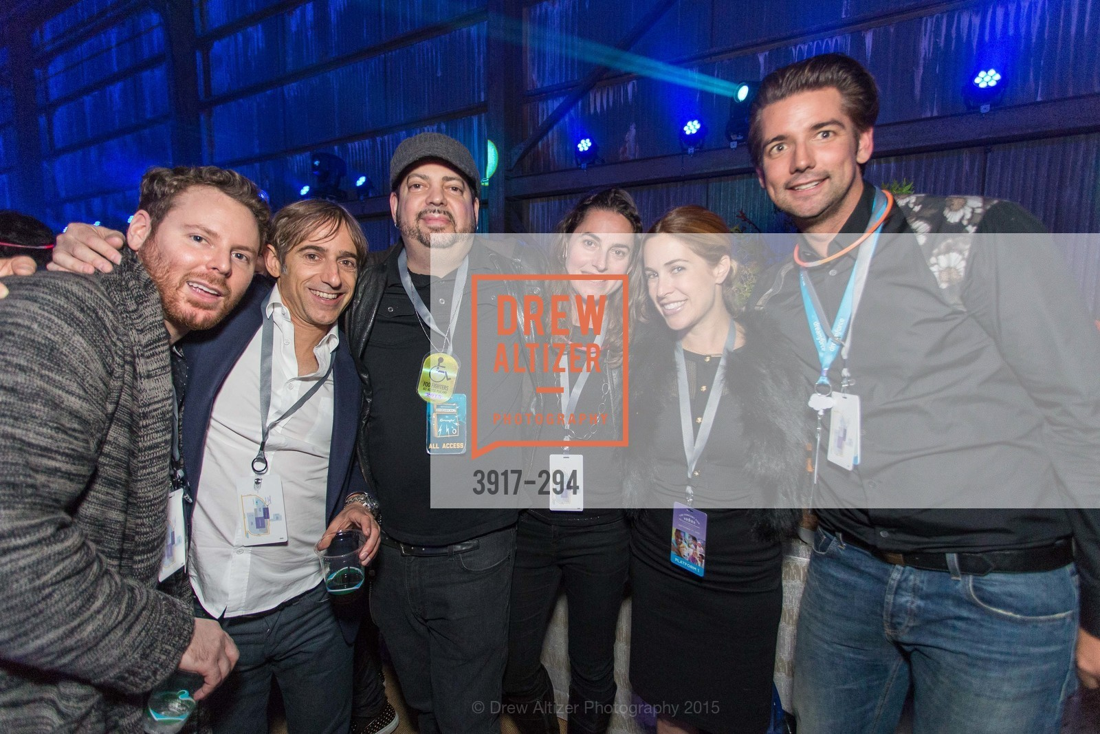 Sean Parker, Mark Pincus, Alison Pincus, Joe Poe, The Concert For UCSF Benioff Children's Hospital, Pier 70, September 17th, 2015,Drew Altizer, Drew Altizer Photography, full-service agency, private events, San Francisco photographer, photographer california