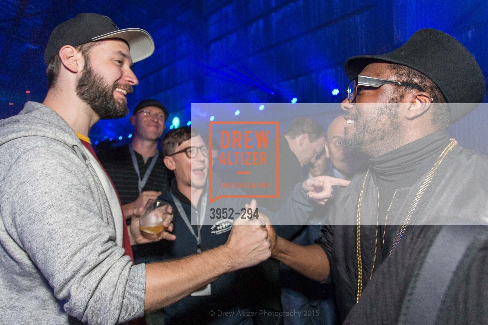 Alexis Ohanian, Will.I.Am, The Concert For UCSF Benioff Children's Hospital, Pier 70, September 17th, 2015,Drew Altizer, Drew Altizer Photography, full-service agency, private events, San Francisco photographer, photographer california