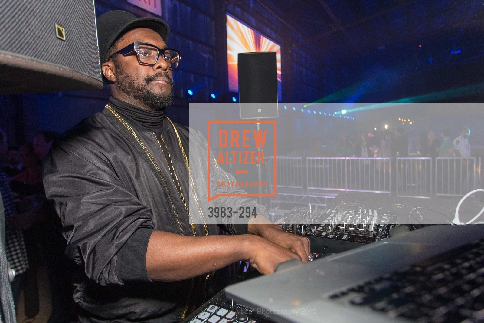 Will.I.Am, The Concert For UCSF Benioff Children's Hospital, Pier 70, September 17th, 2015