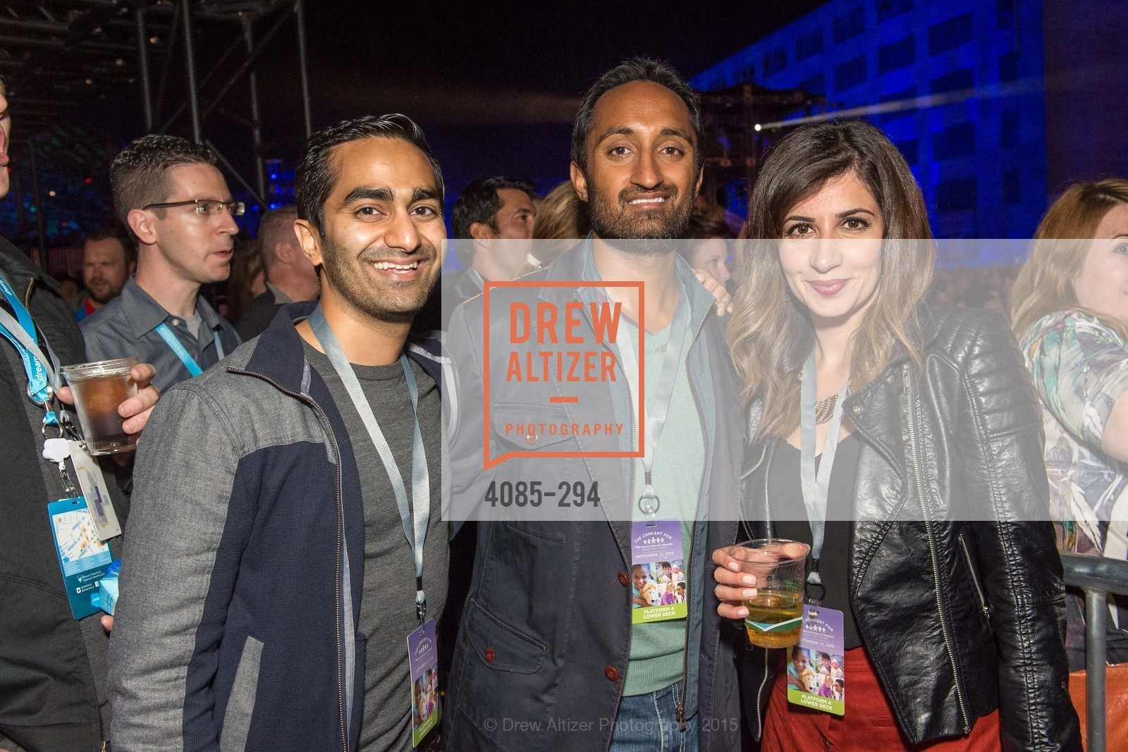 Bobby Mehta, GurinderVerdi, Mira Rajani, The Concert For UCSF Benioff Children's Hospital, Pier 70, September 17th, 2015,Drew Altizer, Drew Altizer Photography, full-service agency, private events, San Francisco photographer, photographer california
