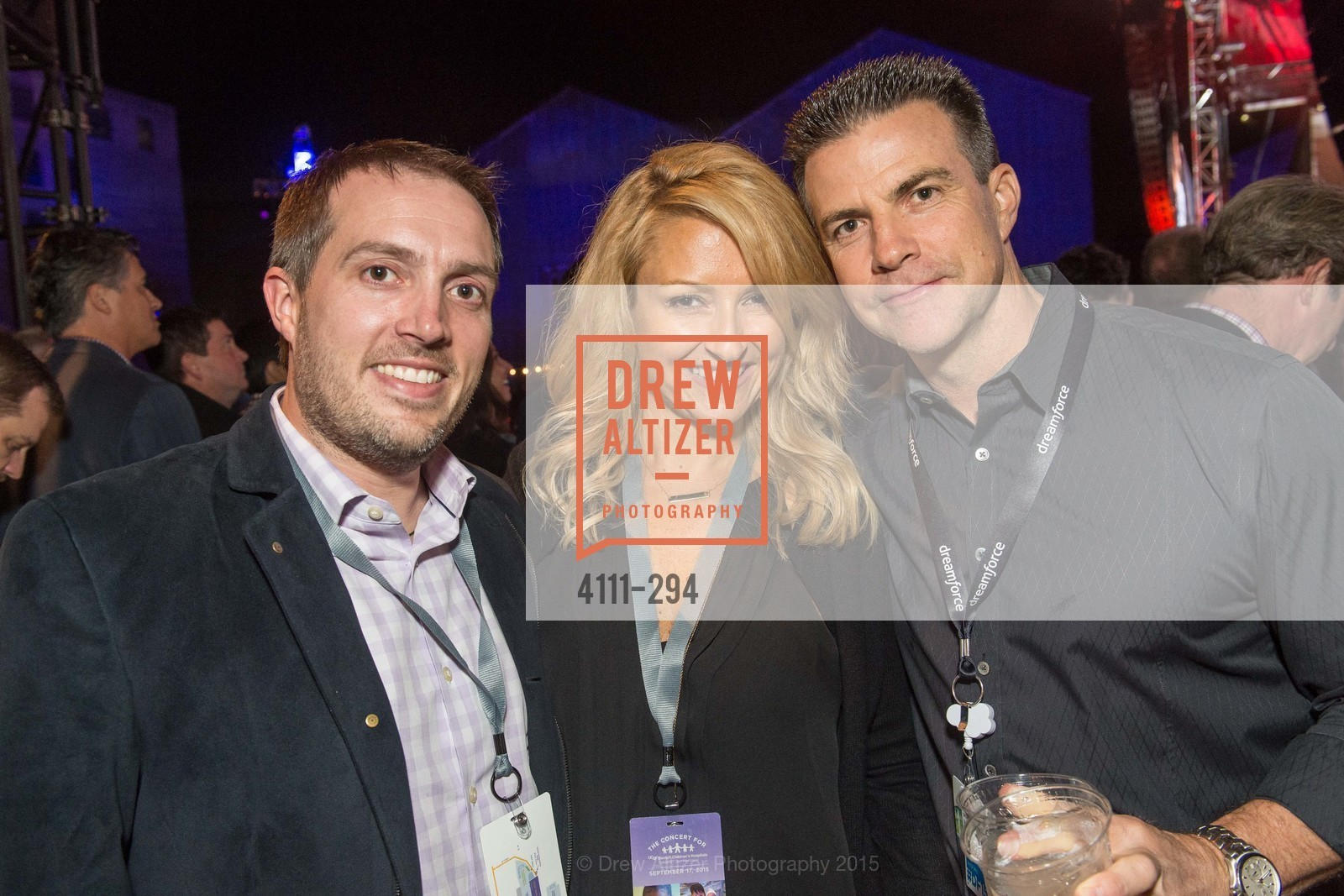 Andrea Firth, Dave Kroll, The Concert For UCSF Benioff Children's Hospital, Pier 70, September 17th, 2015