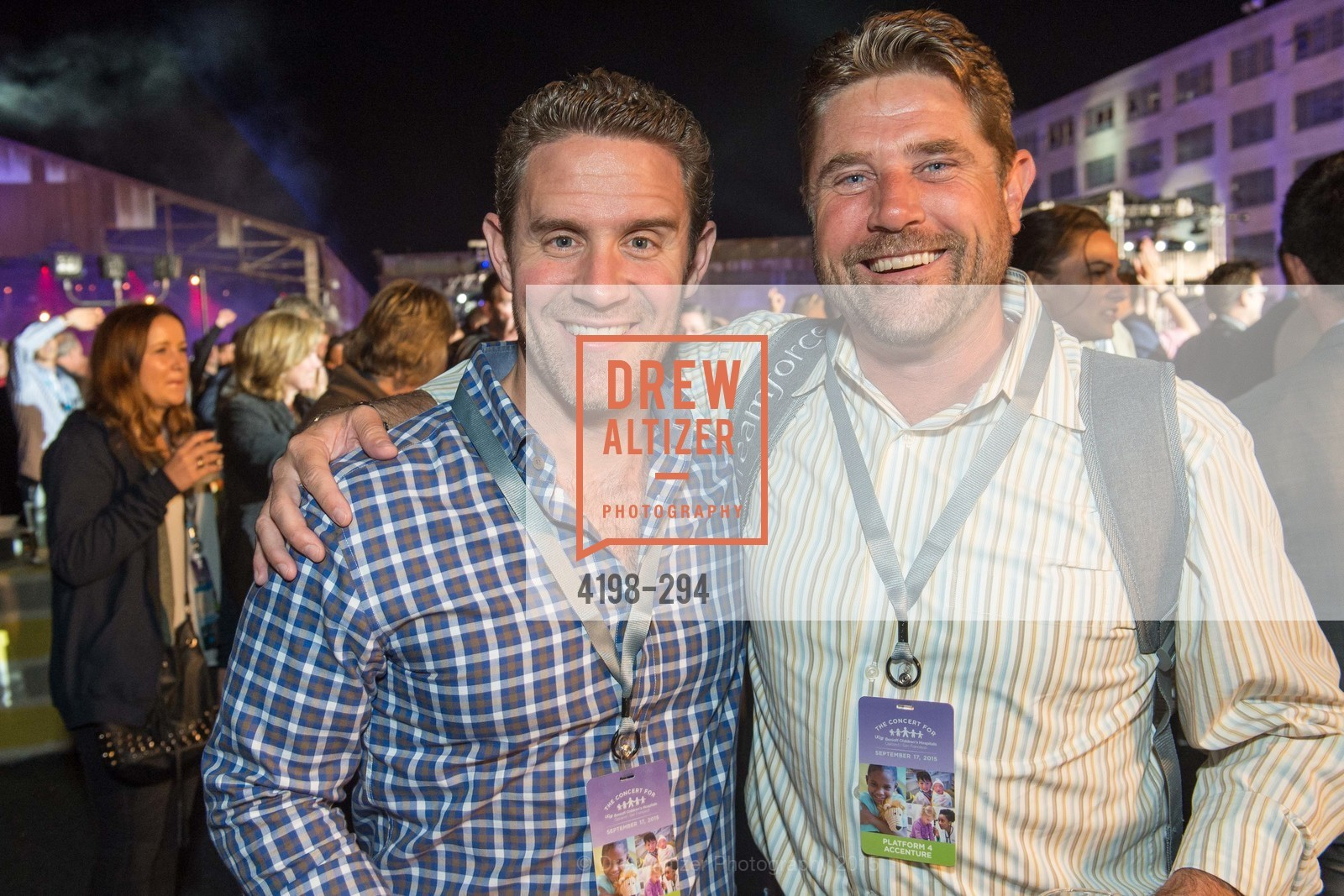 Brian Gouch, The Concert For UCSF Benioff Children's Hospital, Pier 70, September 17th, 2015,Drew Altizer, Drew Altizer Photography, full-service agency, private events, San Francisco photographer, photographer california