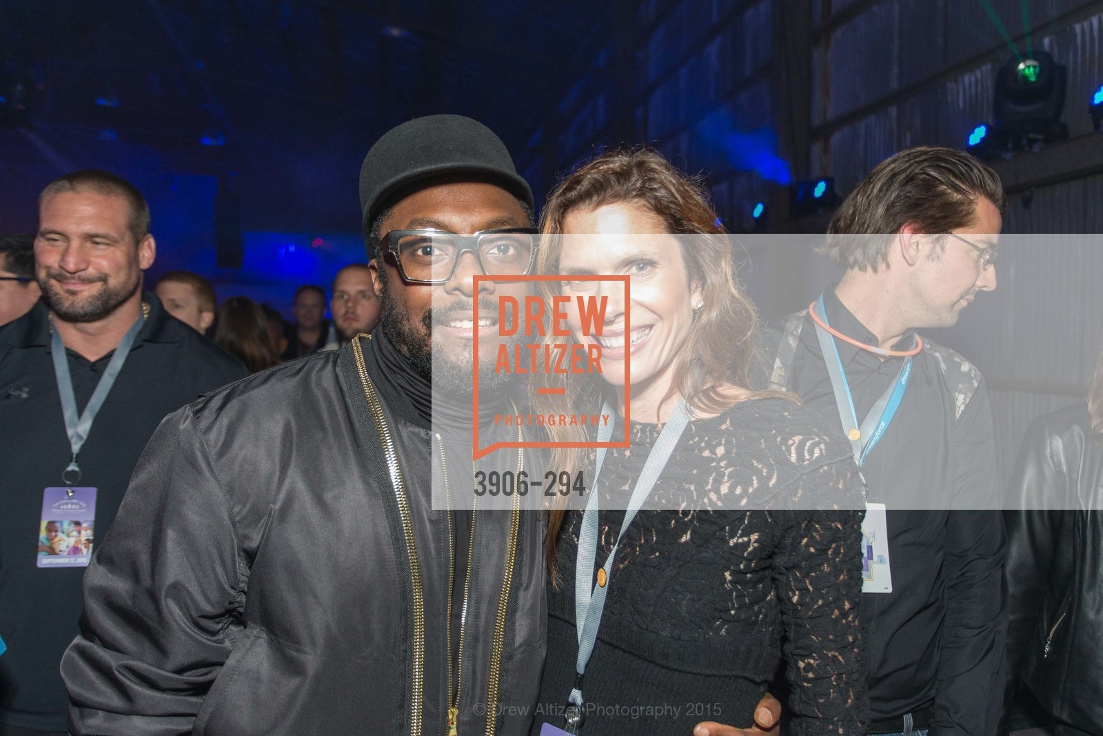 Will.I.Am, Lynne Benioff, The Concert For UCSF Benioff Children's Hospital, Pier 70, September 17th, 2015,Drew Altizer, Drew Altizer Photography, full-service agency, private events, San Francisco photographer, photographer california