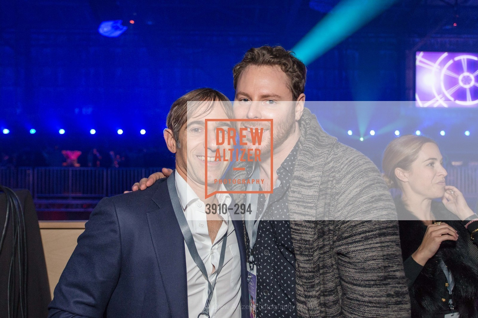 Mark Pincus, Sean Parker, The Concert For UCSF Benioff Children's Hospital, Pier 70, September 17th, 2015,Drew Altizer, Drew Altizer Photography, full-service agency, private events, San Francisco photographer, photographer california