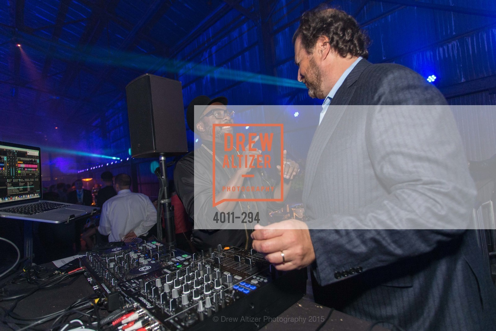 Will.I.Am, Marc Benioff, The Concert For UCSF Benioff Children's Hospital, Pier 70, September 17th, 2015
