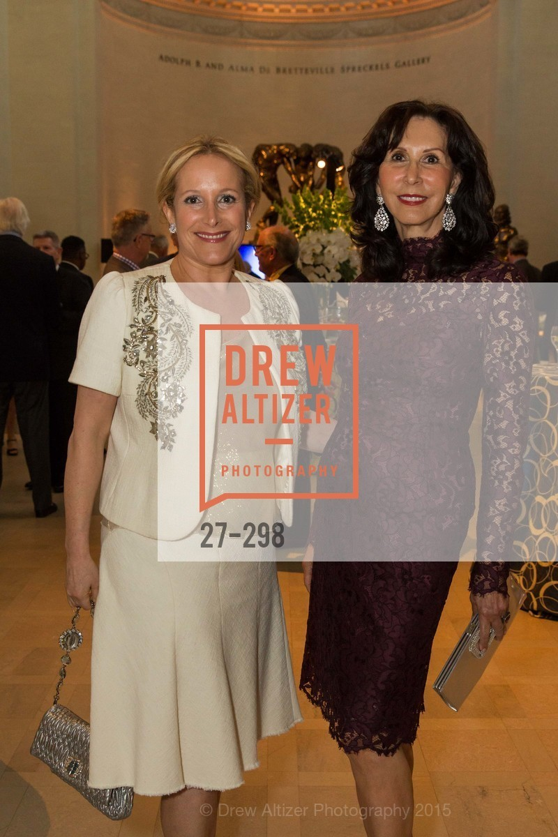 Lorre Erlick, Carolyn Chandler, Breguet and Ancient Luxury Donor Opening Reception at Legion of Honor, Legion of Honor, September 17th, 2015,Drew Altizer, Drew Altizer Photography, full-service agency, private events, San Francisco photographer, photographer california