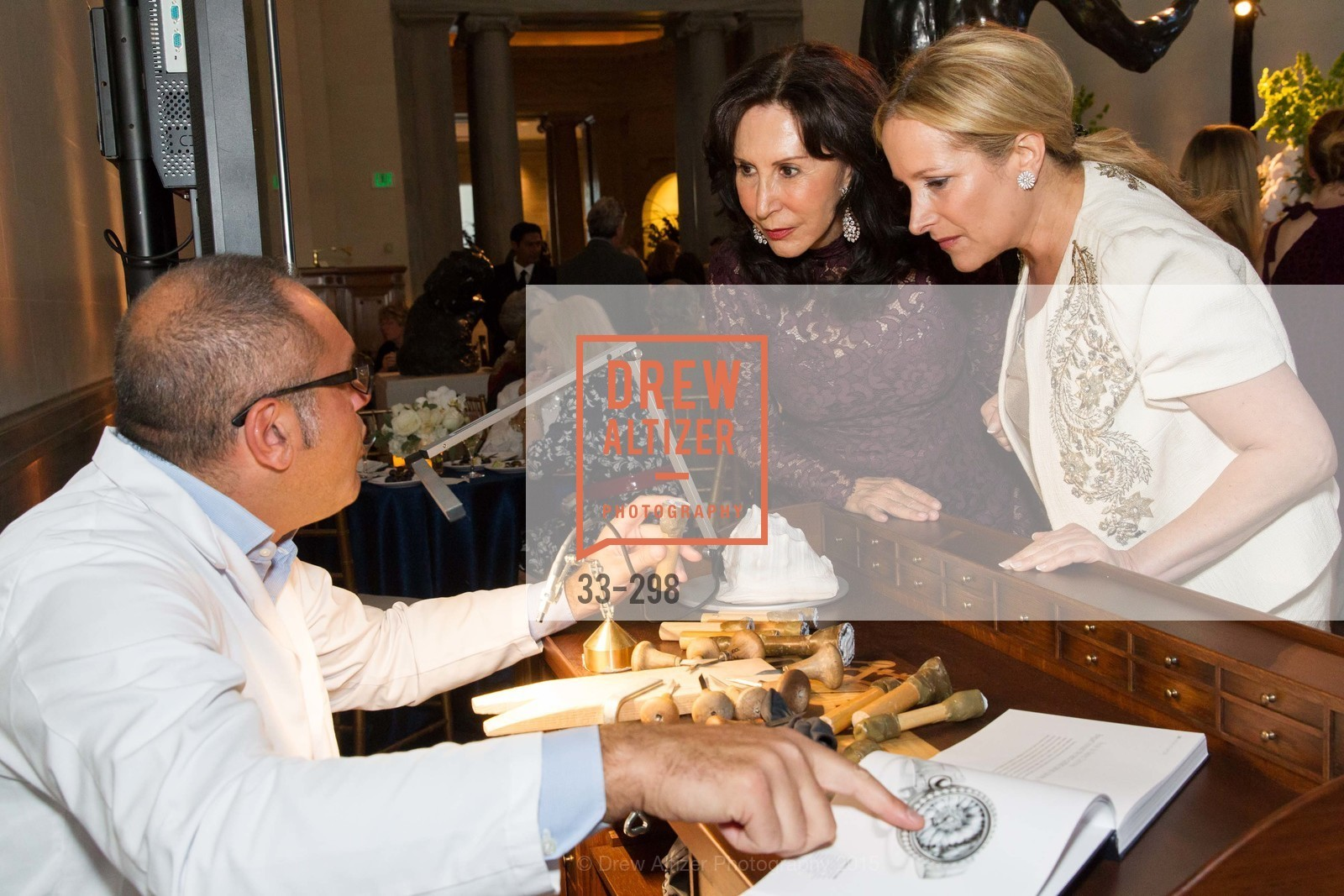 Carolyn Chandler, Lorre Erlick, Breguet and Ancient Luxury Donor Opening Reception at Legion of Honor, Legion of Honor, September 17th, 2015,Drew Altizer, Drew Altizer Photography, full-service event agency, private events, San Francisco photographer, photographer California