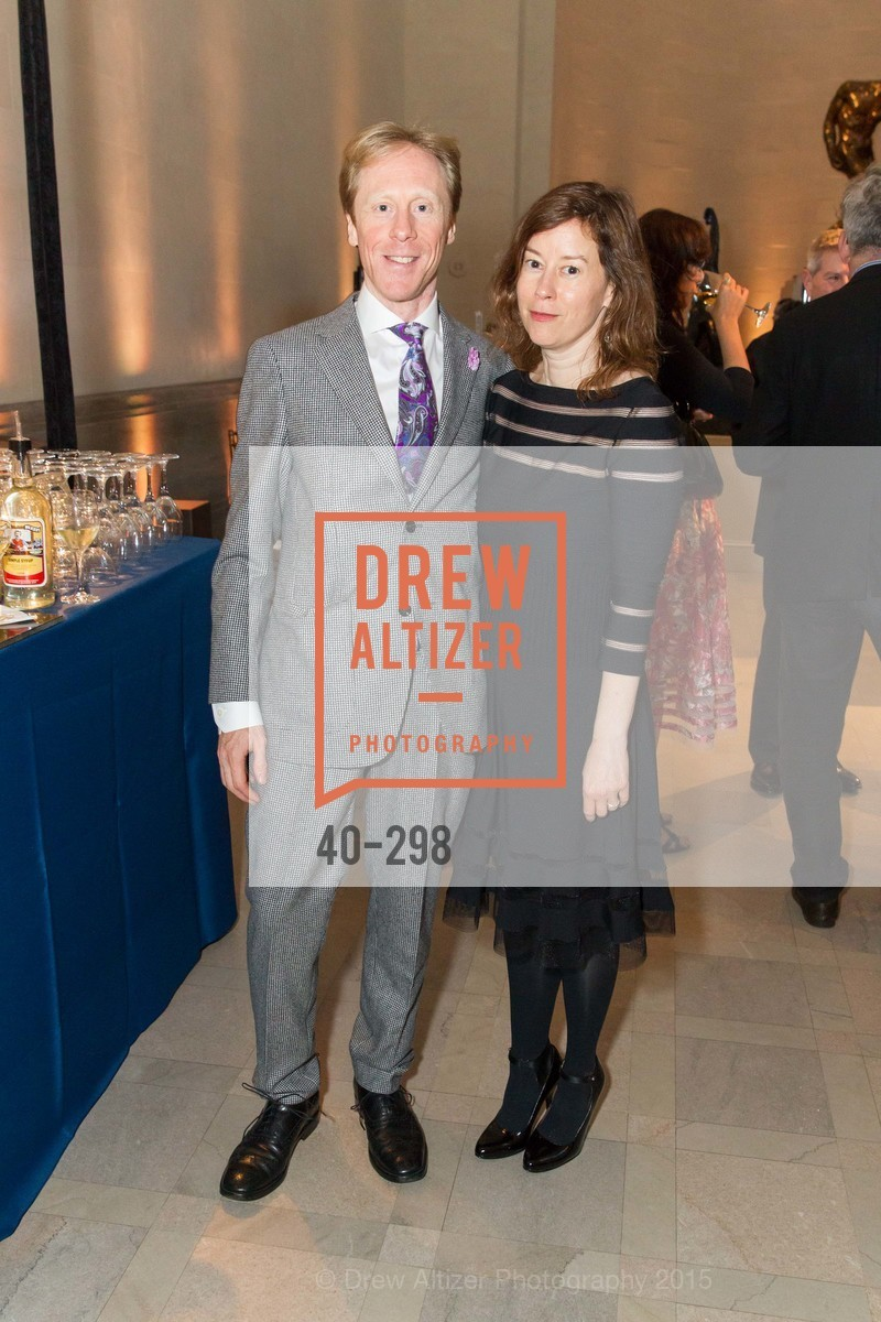 Jonathan Rabel, Leslie Dutcher, Breguet and Ancient Luxury Donor Opening Reception at Legion of Honor, Legion of Honor, September 17th, 2015,Drew Altizer, Drew Altizer Photography, full-service event agency, private events, San Francisco photographer, photographer California