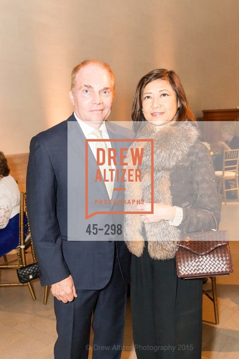 Richard McNulty, Brenda Kwee McNulty, Breguet and Ancient Luxury Donor Opening Reception at Legion of Honor, Legion of Honor, September 17th, 2015,Drew Altizer, Drew Altizer Photography, full-service agency, private events, San Francisco photographer, photographer california