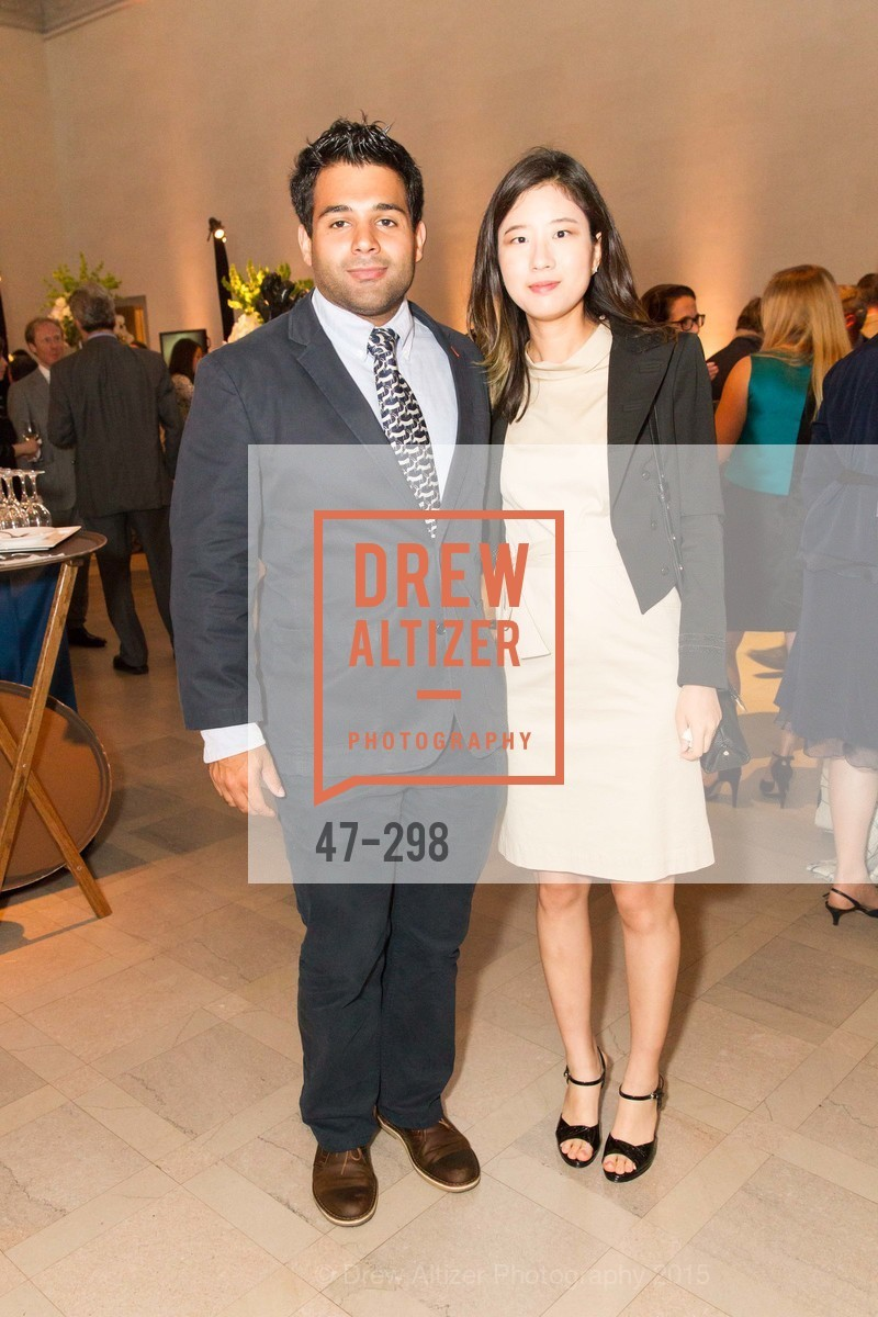 Constantino Moraites, Jane Park, Breguet and Ancient Luxury Donor Opening Reception at Legion of Honor, Legion of Honor, September 17th, 2015,Drew Altizer, Drew Altizer Photography, full-service agency, private events, San Francisco photographer, photographer california