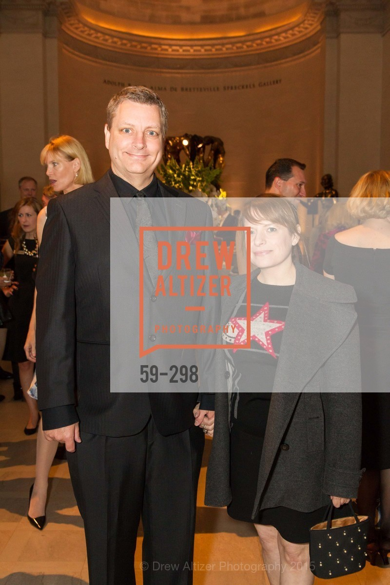 Miik Dinko, Elise Beller, Breguet and Ancient Luxury Donor Opening Reception at Legion of Honor, Legion of Honor, September 17th, 2015,Drew Altizer, Drew Altizer Photography, full-service agency, private events, San Francisco photographer, photographer california