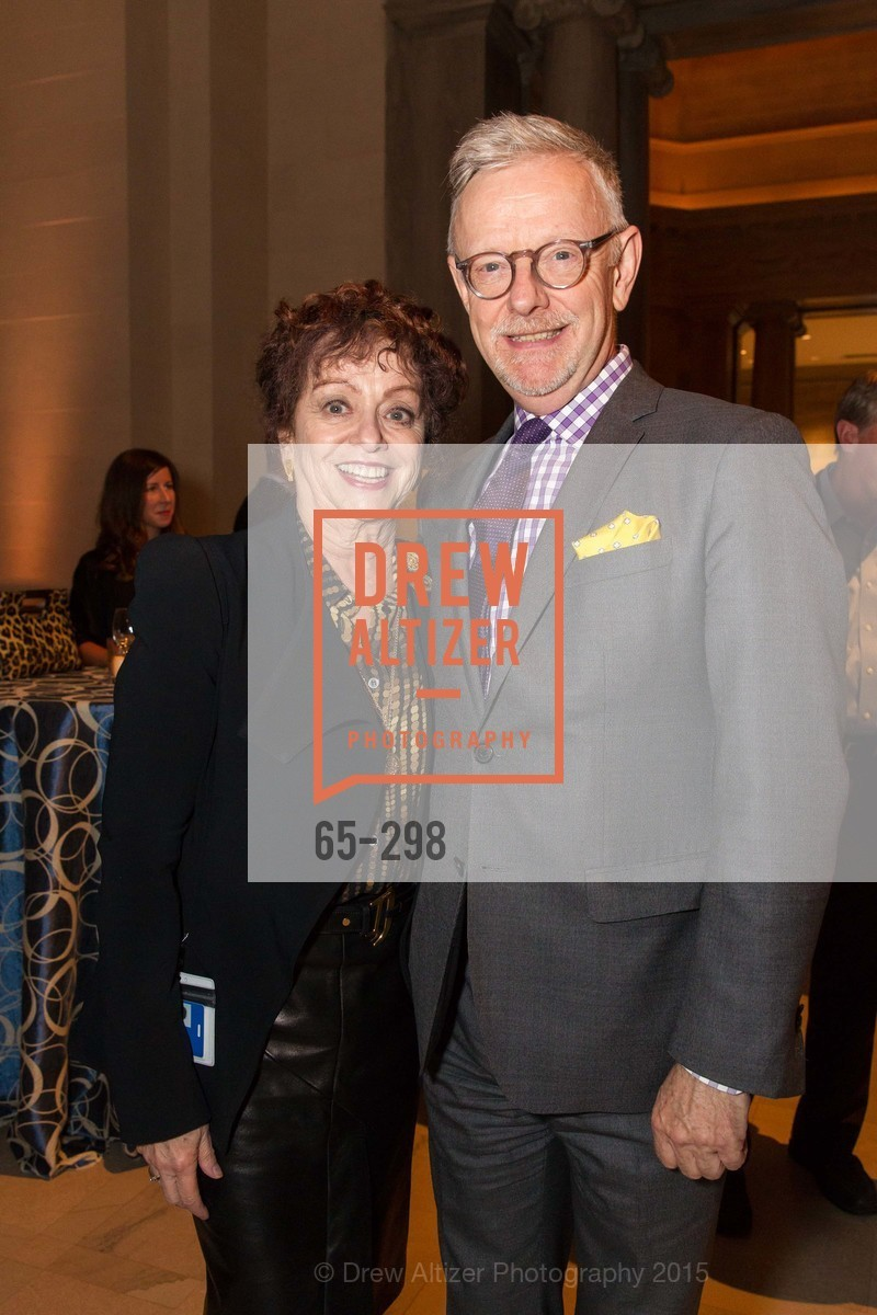 Denise Fitch, Martin Chapman, Breguet and Ancient Luxury Donor Opening Reception at Legion of Honor, Legion of Honor, September 17th, 2015,Drew Altizer, Drew Altizer Photography, full-service event agency, private events, San Francisco photographer, photographer California