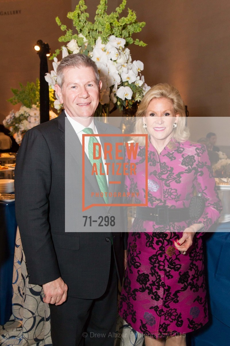Richard Benefield, Dede Wilsey, Breguet and Ancient Luxury Donor Opening Reception at Legion of Honor, Legion of Honor, September 17th, 2015,Drew Altizer, Drew Altizer Photography, full-service agency, private events, San Francisco photographer, photographer california