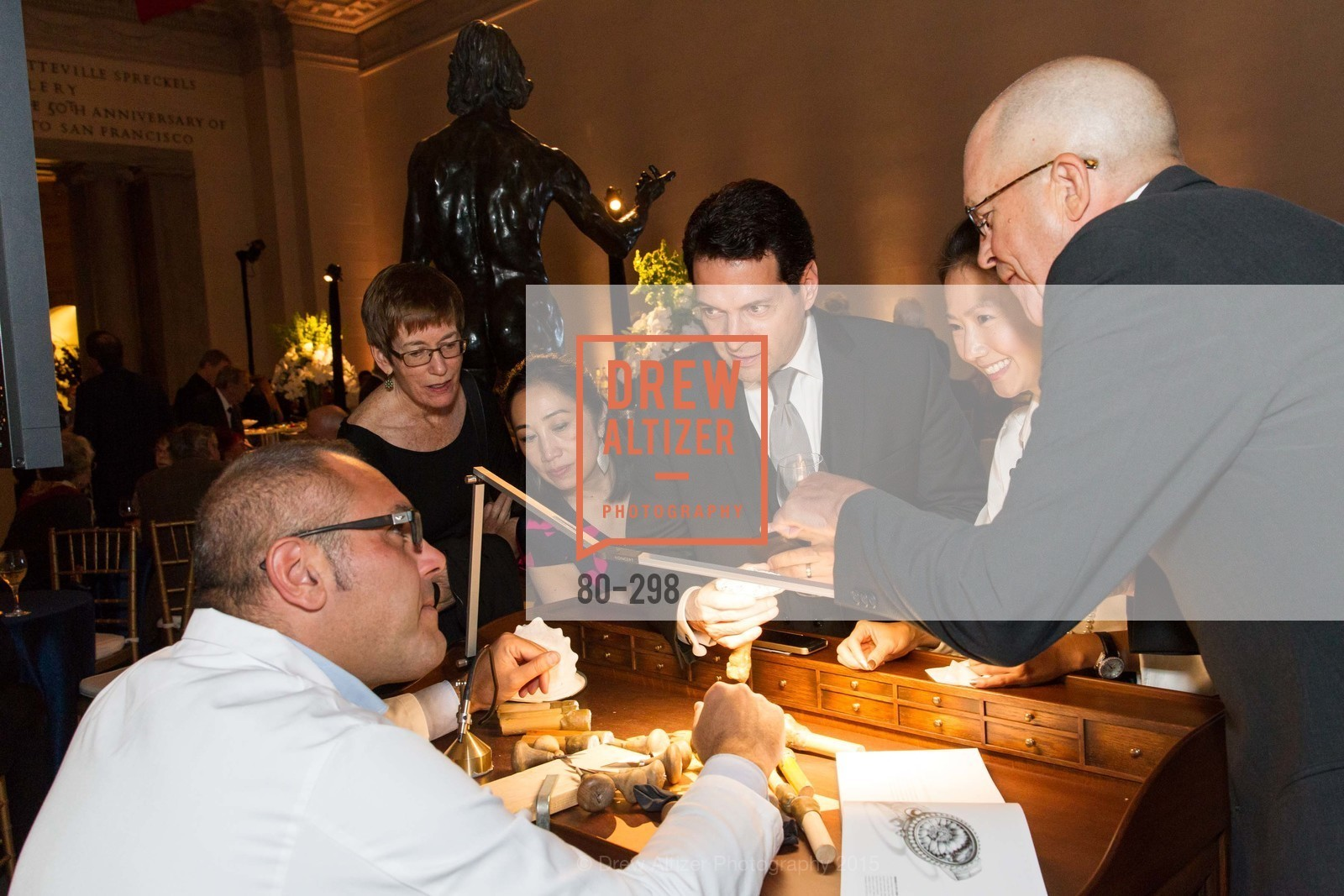 Extras, Breguet and Ancient Luxury Donor Opening Reception at Legion of Honor, September 17th, 2015, Photo,Drew Altizer, Drew Altizer Photography, full-service agency, private events, San Francisco photographer, photographer california