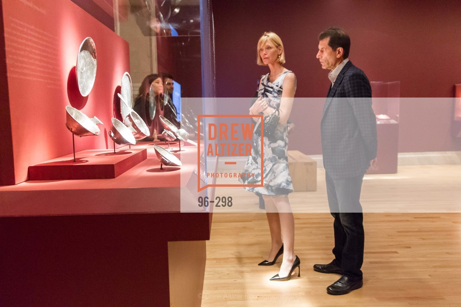 Karen Richardson, John Rubenstein, Breguet and Ancient Luxury Donor Opening Reception at Legion of Honor, Legion of Honor, September 17th, 2015,Drew Altizer, Drew Altizer Photography, full-service agency, private events, San Francisco photographer, photographer california