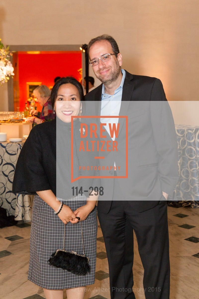 Hainhee Jang, Stuart Berkowitz, Breguet and Ancient Luxury Donor Opening Reception at Legion of Honor, Legion of Honor, September 17th, 2015,Drew Altizer, Drew Altizer Photography, full-service agency, private events, San Francisco photographer, photographer california