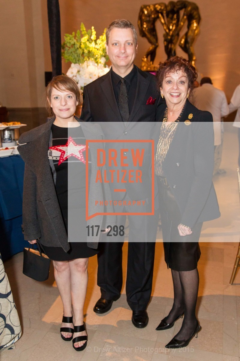 Miik Dinko, Elise Beller, Denise Fitch, Breguet and Ancient Luxury Donor Opening Reception at Legion of Honor, Legion of Honor, September 17th, 2015,Drew Altizer, Drew Altizer Photography, full-service agency, private events, San Francisco photographer, photographer california