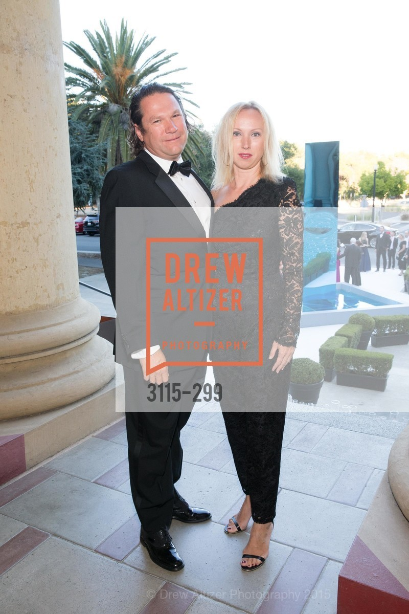 Victor Szczerba, Jolanta Szczerba, Stanford University's Cantor Arts Center Presents Rodin by Moonlight, Stanford University, September 19th, 2015,Drew Altizer, Drew Altizer Photography, full-service event agency, private events, San Francisco photographer, photographer California