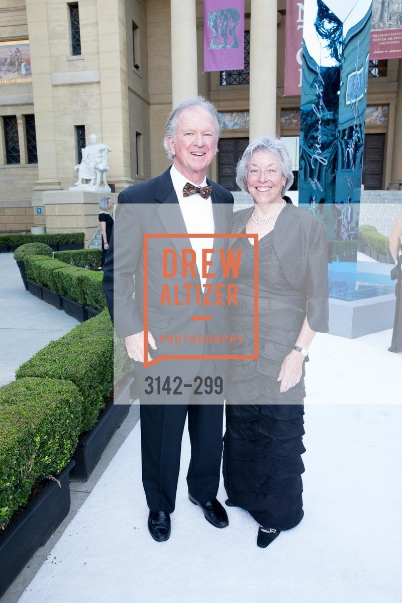 John Diekman, Sue Diekman, Stanford University's Cantor Arts Center Presents Rodin by Moonlight, Stanford University, September 19th, 2015,Drew Altizer, Drew Altizer Photography, full-service agency, private events, San Francisco photographer, photographer california