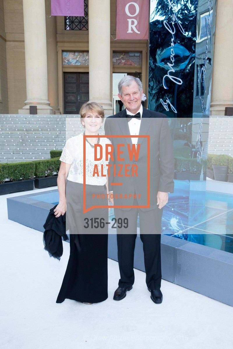 Pamela Matson, Peter Vitousek, Stanford University's Cantor Arts Center Presents Rodin by Moonlight, Stanford University, September 19th, 2015,Drew Altizer, Drew Altizer Photography, full-service agency, private events, San Francisco photographer, photographer california