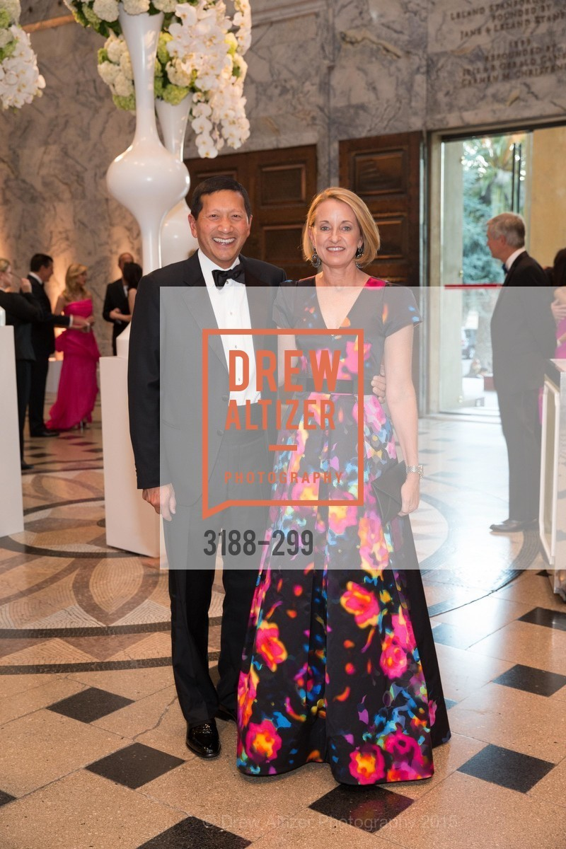Geoff Yang, Amy Yang, Stanford University's Cantor Arts Center Presents Rodin by Moonlight, Stanford University, September 19th, 2015,Drew Altizer, Drew Altizer Photography, full-service agency, private events, San Francisco photographer, photographer california
