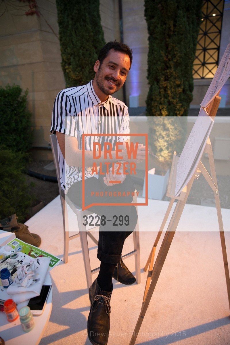 Raul, Stanford University's Cantor Arts Center Presents Rodin by Moonlight, Stanford University, September 19th, 2015,Drew Altizer, Drew Altizer Photography, full-service agency, private events, San Francisco photographer, photographer california