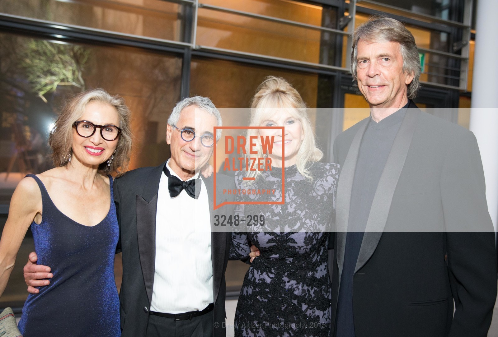 Patricia Zigler, Mel Zigler, Carolyn Labe, Greg Roberts, Stanford University's Cantor Arts Center Presents Rodin by Moonlight, Stanford University, September 19th, 2015,Drew Altizer, Drew Altizer Photography, full-service agency, private events, San Francisco photographer, photographer california