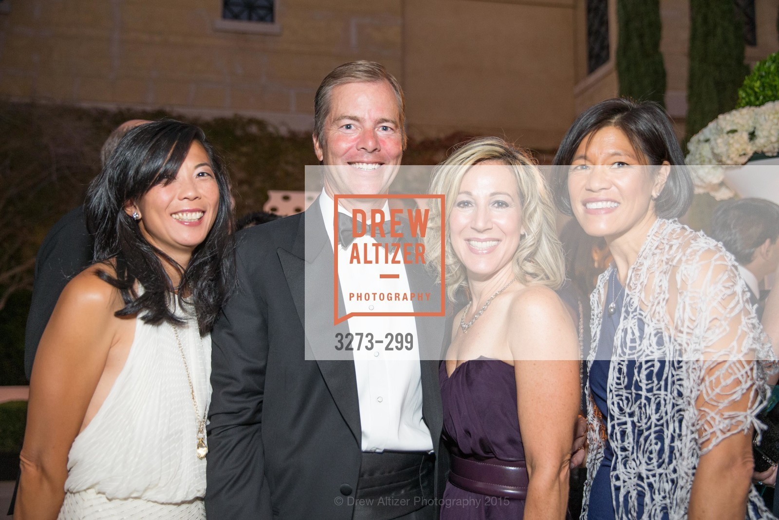 Betty Lee Forten, Craig Jorasch, Gina Jorasch, Nicole Thom, Stanford University's Cantor Arts Center Presents Rodin by Moonlight, Stanford University, September 19th, 2015,Drew Altizer, Drew Altizer Photography, full-service agency, private events, San Francisco photographer, photographer california
