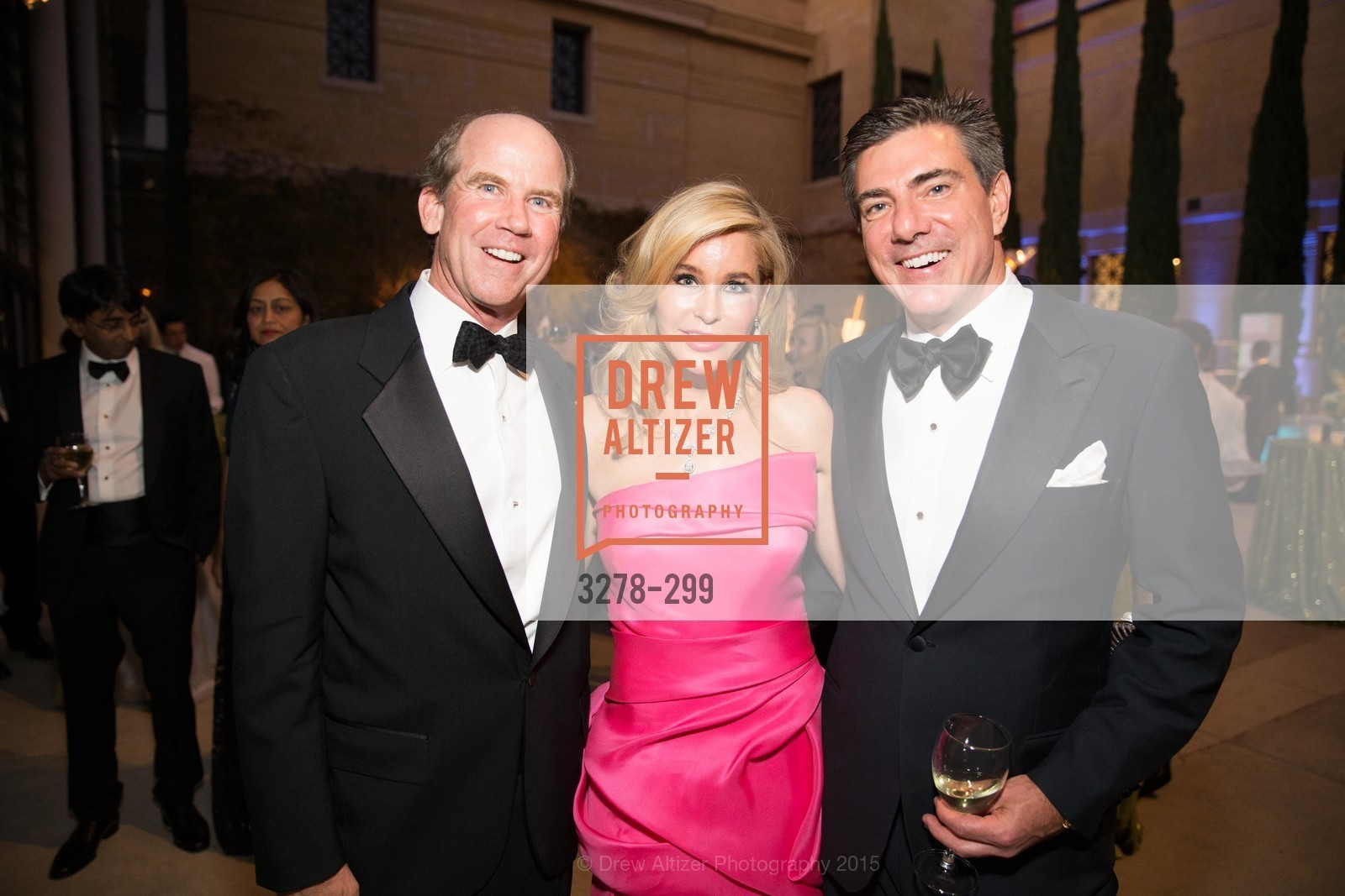 Fred Harman, Paula Carano, Bandel Carano, Stanford University's Cantor Arts Center Presents Rodin by Moonlight, Stanford University, September 19th, 2015,Drew Altizer, Drew Altizer Photography, full-service agency, private events, San Francisco photographer, photographer california
