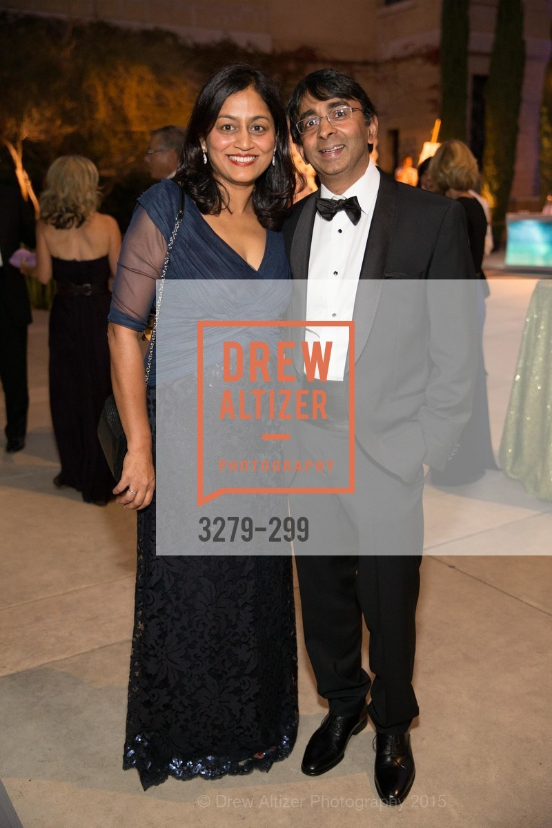 Vidya Rajagopalan, Sri Santhanam, Stanford University's Cantor Arts Center Presents Rodin by Moonlight, Stanford University, September 19th, 2015,Drew Altizer, Drew Altizer Photography, full-service agency, private events, San Francisco photographer, photographer california
