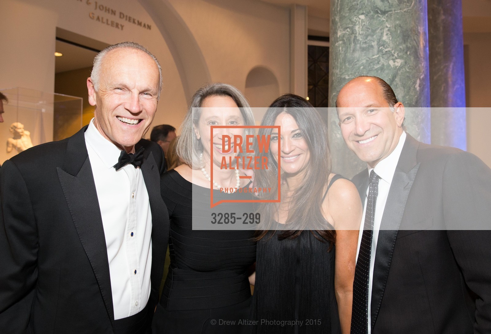 Steven Denning, Connie Wolf, Allison Lutnick, Howard Lutnick, Stanford University's Cantor Arts Center Presents Rodin by Moonlight, Stanford University, September 19th, 2015,Drew Altizer, Drew Altizer Photography, full-service agency, private events, San Francisco photographer, photographer california